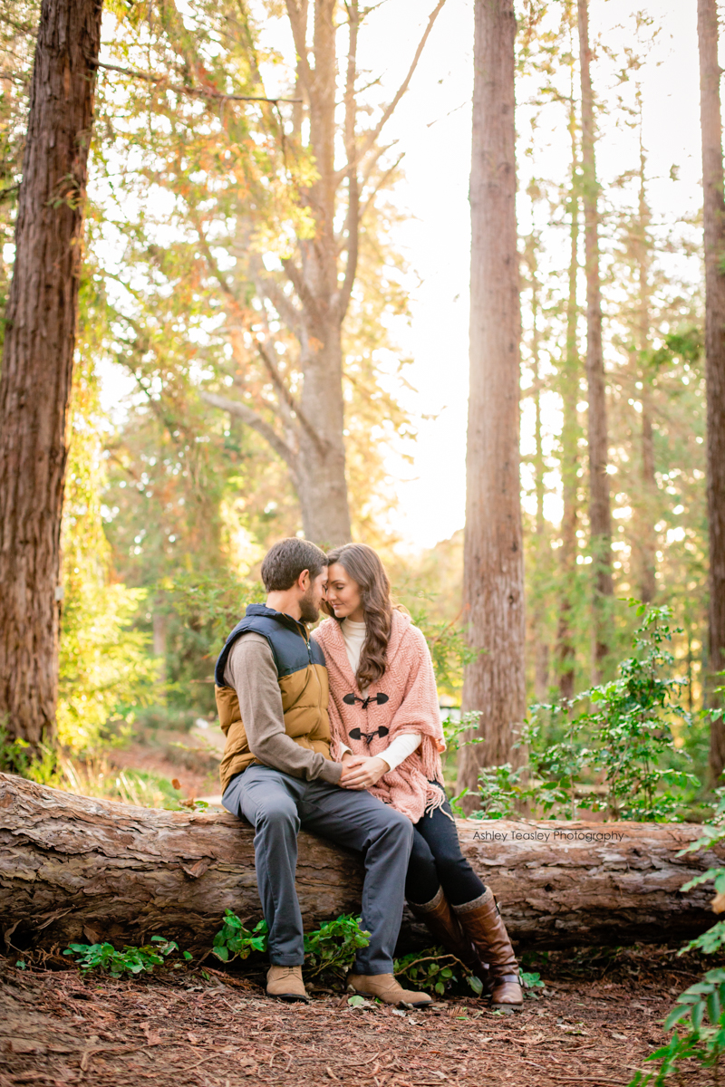 Crin & Howard - UC Davis Arboretum - Sacramento Wedding Photographer - Ashley Teasley Photography -66.JPG