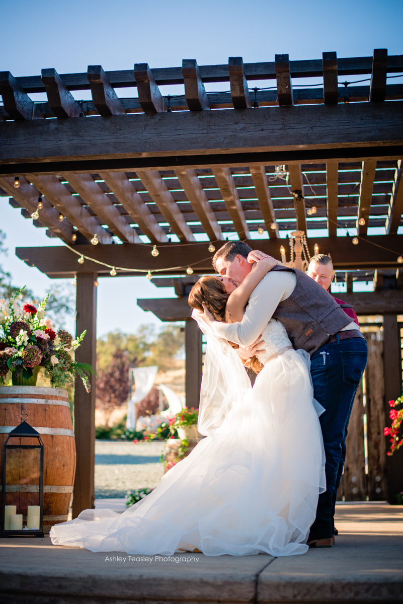 Kaleigh & Chris - Rancho Victoria Vineyards - Sacramento Wedding Photographer - Ashley Teasley Photography --9.JPG