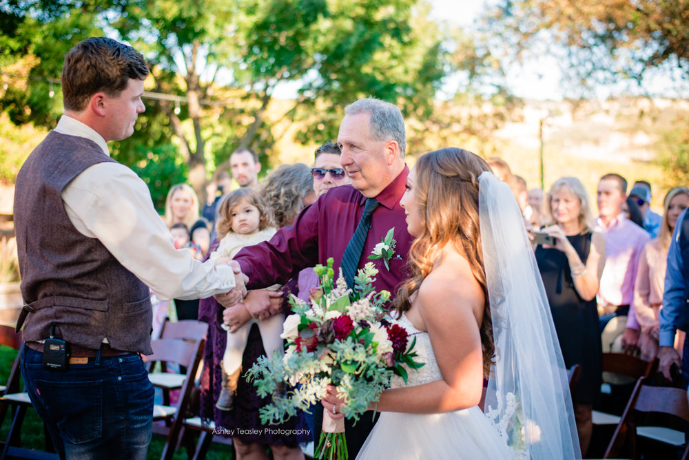 Kaleigh & Chris - Rancho Victoria Vineyards - Sacramento Wedding Photographer - Ashley Teasley Photography --10.JPG