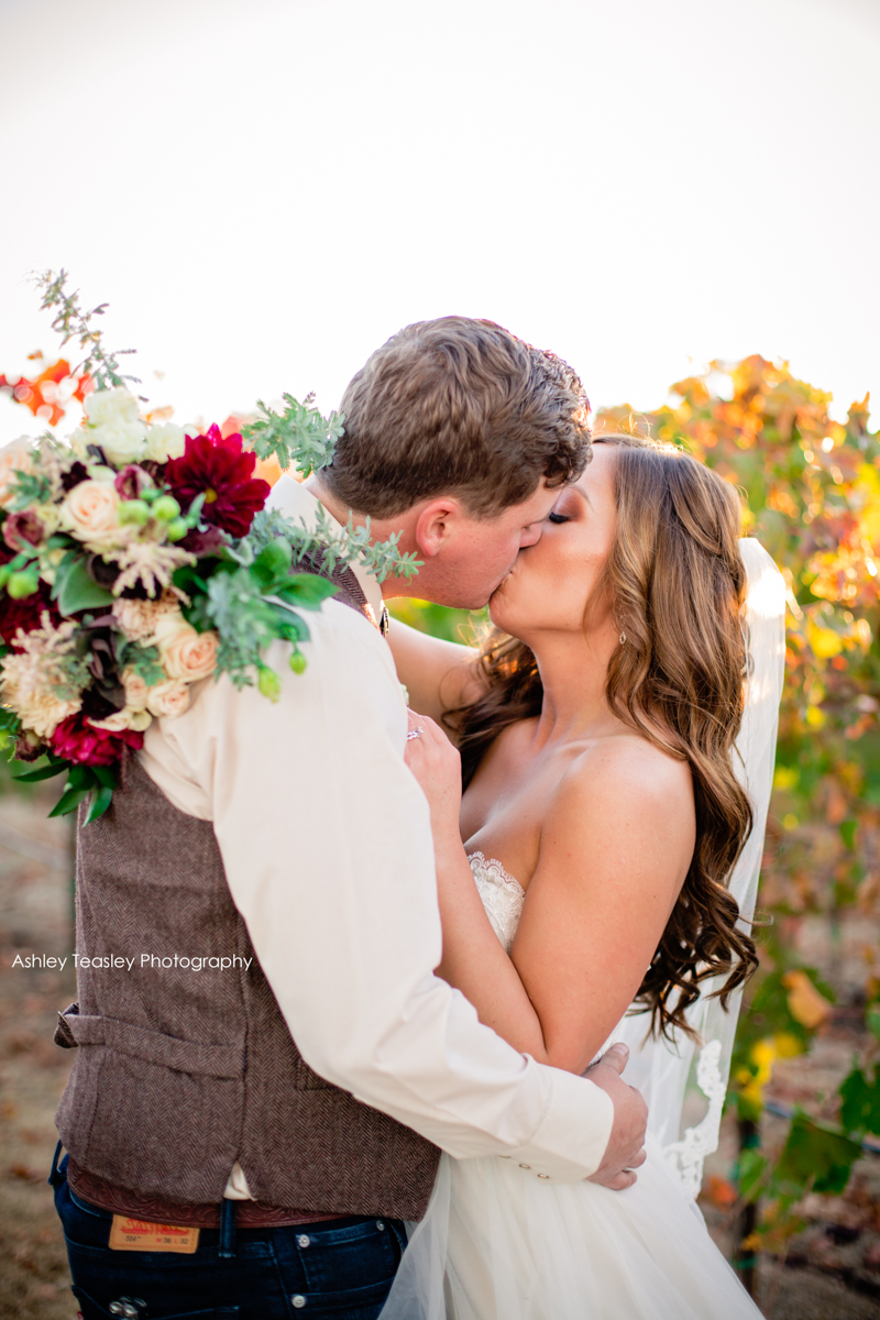 Kaleigh & Chris - Rancho Victoria Vineyards - Sacramento Wedding Photographer - Ashley Teasley Photography --31.JPG