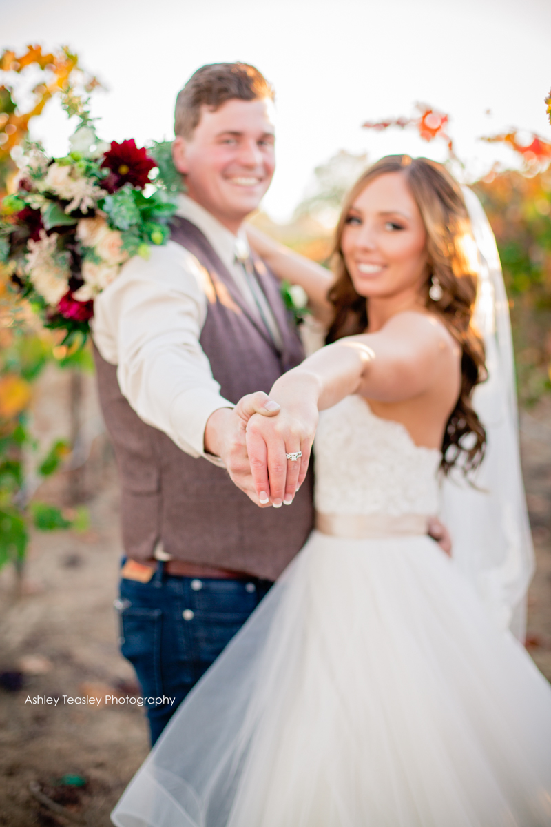 Kaleigh & Chris - Rancho Victoria Vineyards - Sacramento Wedding Photographer - Ashley Teasley Photography --33.JPG