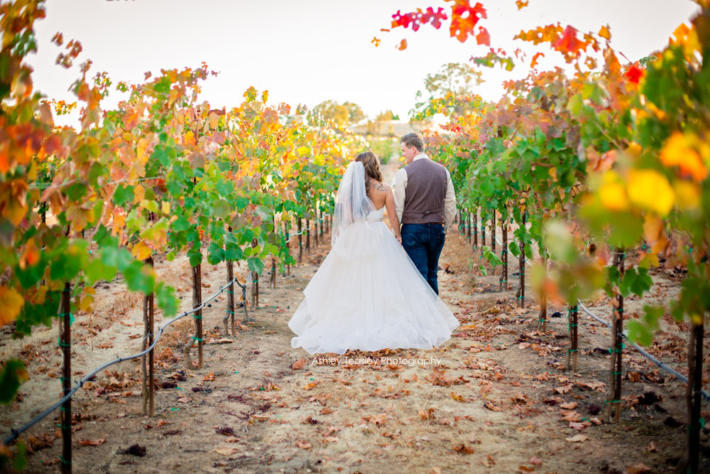 Kaleigh & Chris - Rancho Victoria Vineyards - Sacramento Wedding Photographer - Ashley Teasley Photography --36.JPG