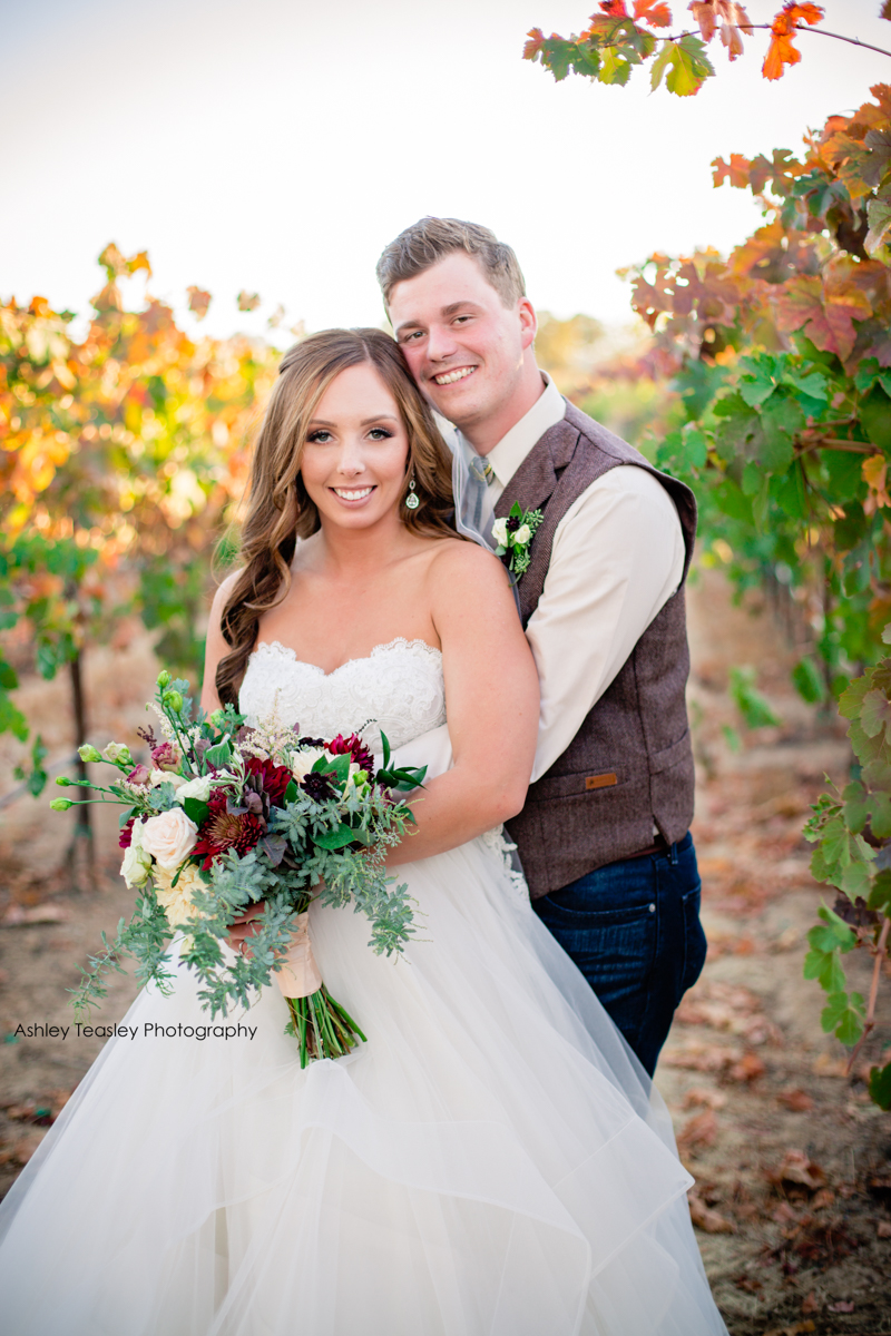 Kaleigh & Chris - Rancho Victoria Vineyards - Sacramento Wedding Photographer - Ashley Teasley Photography --39.JPG