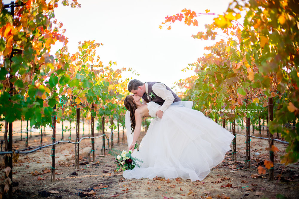 Kaleigh & Chris - Rancho Victoria Vineyards - Sacramento Wedding Photographer - Ashley Teasley Photography --40.JPG