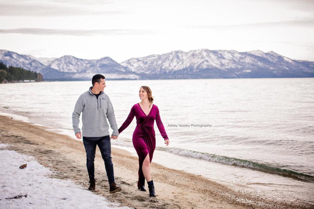 Britni & Dennis - Edgewood South Lake Tahoe - Lake Tahoe & Sacramento Wedding Photographer - Ashley Teasley Photography--6.JPG