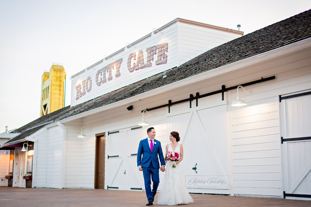 Tarrah & Francisco - The Firehouse - Sacramento Wedding Photographer - Ashley Teasley Photography-.jpg