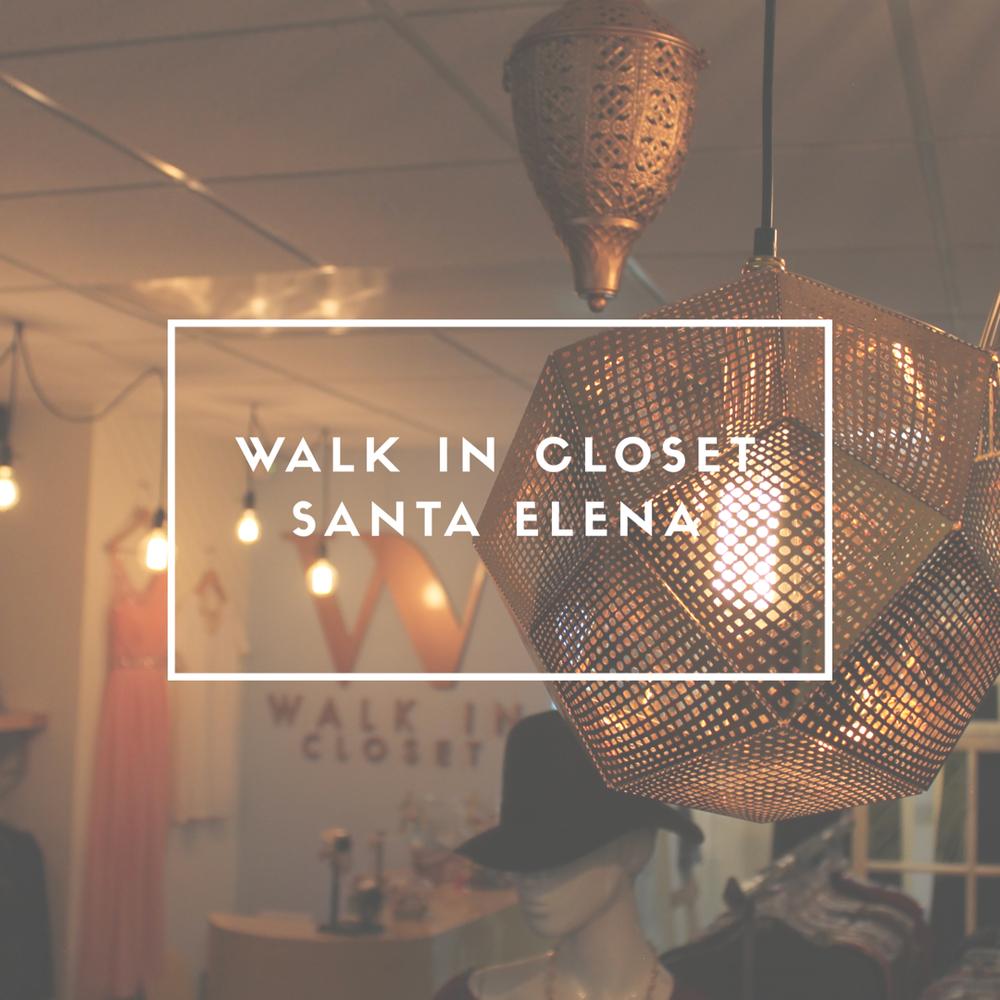 WALK IN CLOSET - SUCURSAL SANTA ELENA