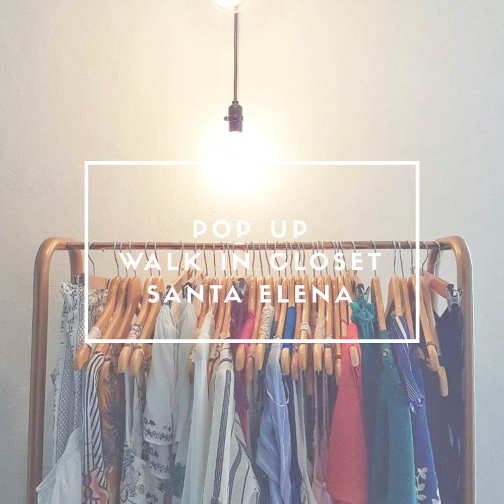 WALK IN CLOSET - SUCURSAL BLUSH SANTA ELENA