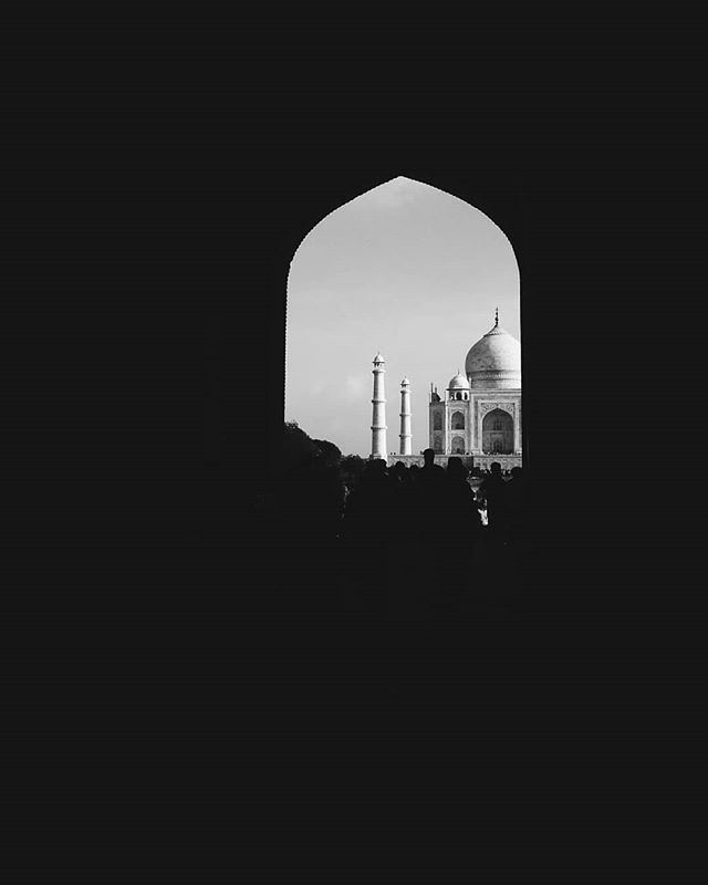 This series is called The Peeping Taj.  Went to the Taj Mahal for a change of scenery. . . . #travel #traveling #vacation #instatravel #instago #instagood #trip #holiday #photooftheday #taj #tajmahal #india #incredibleindia #phltography #travelling #tourism #tourist #instapassport #instatraveling #mytravelgram #travelgram #travelingram #igtravel
