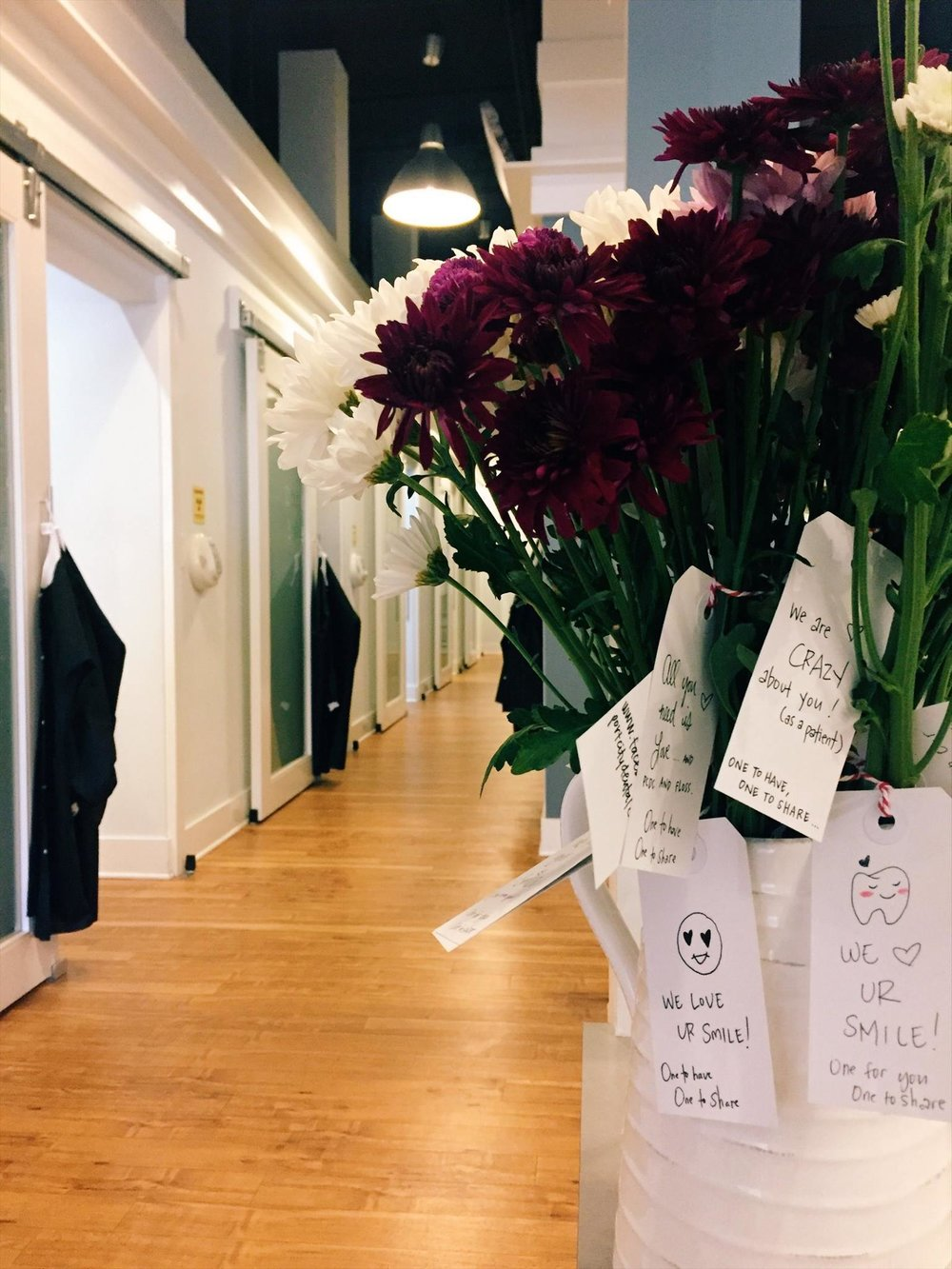 Dentist Valentine's Day Flowers.jpg