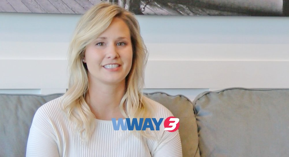Meet the Dentists    WWAY3 News profiles Dr. Marechal & Dr. Defee.   Play Video →