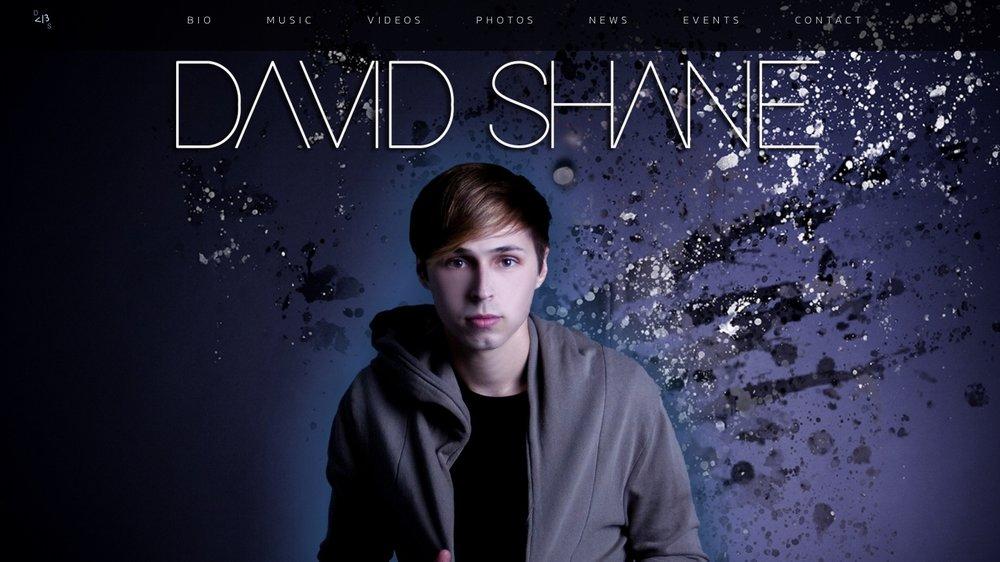 David Shane - Music Artist