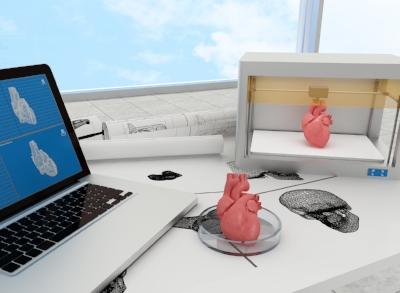 Printing Hearts