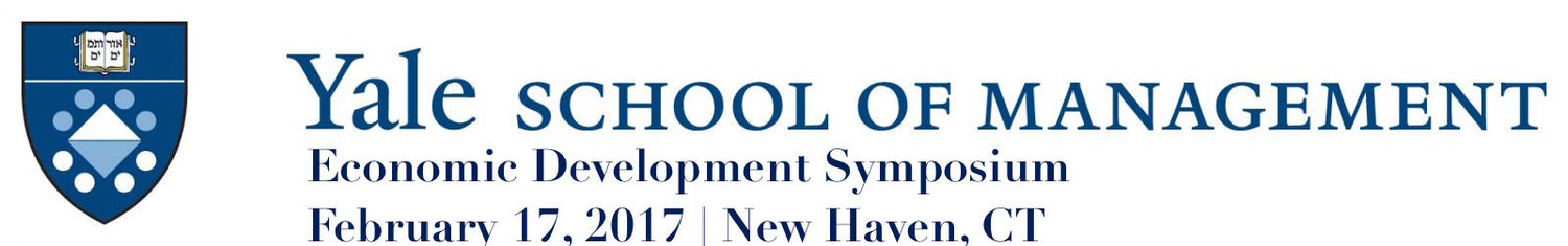 Economic Development Symposium