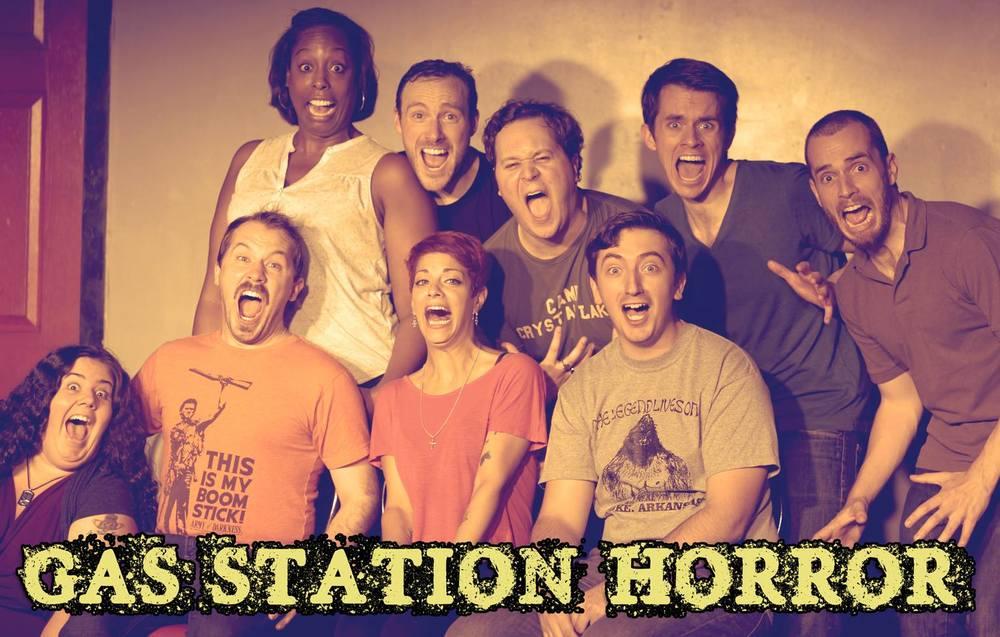 Gas Station Horror (NY)