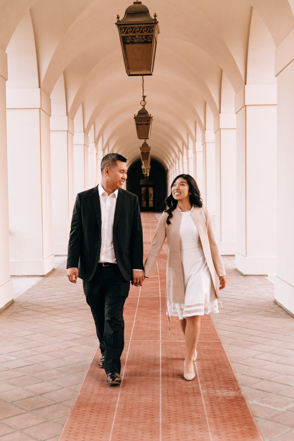 Pasadena engagement photographer, Southern California engagement photographer, Los Angeles engagement photographer, Old Town Pasadena engagement session, LA engagement, SoCal engagement photographer