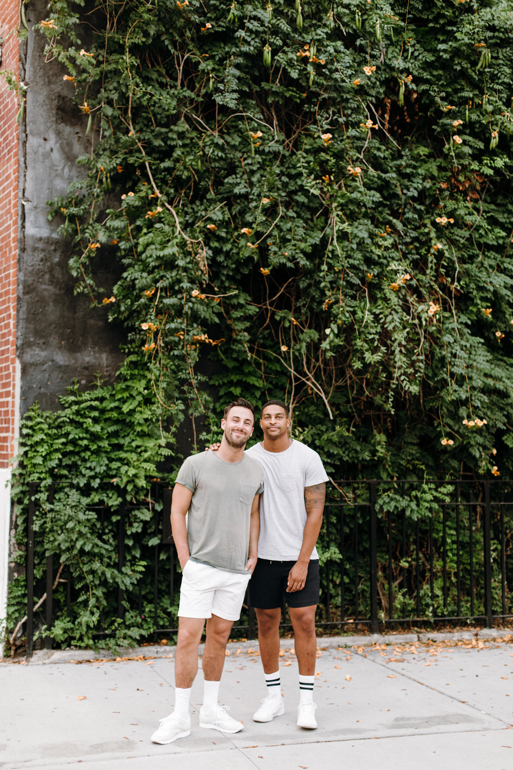 New York engagement photographer, NYC engagement photographer, Brooklyn engagement photographer, LGBTQ engagement photographer, New York engagement session, LGBTQ engagement session, LGBTQ engagement