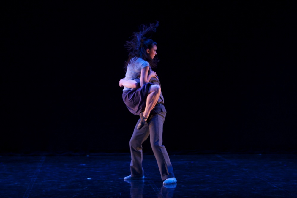 Isha Lloyd and Stefan Calka in Elusive