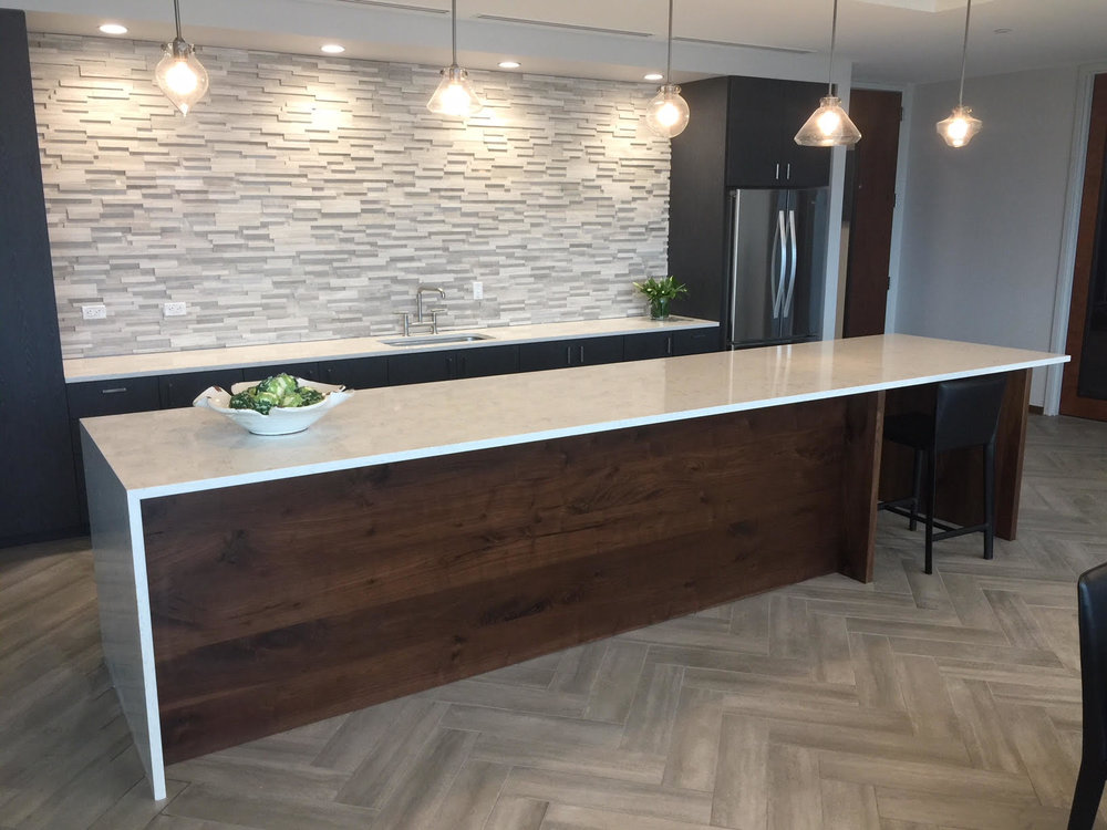 From Franku0027s Help Choosing A Beautiful Granite Countertop Color To The  Quick Installation And Their Incredible Attention To Detail, ...