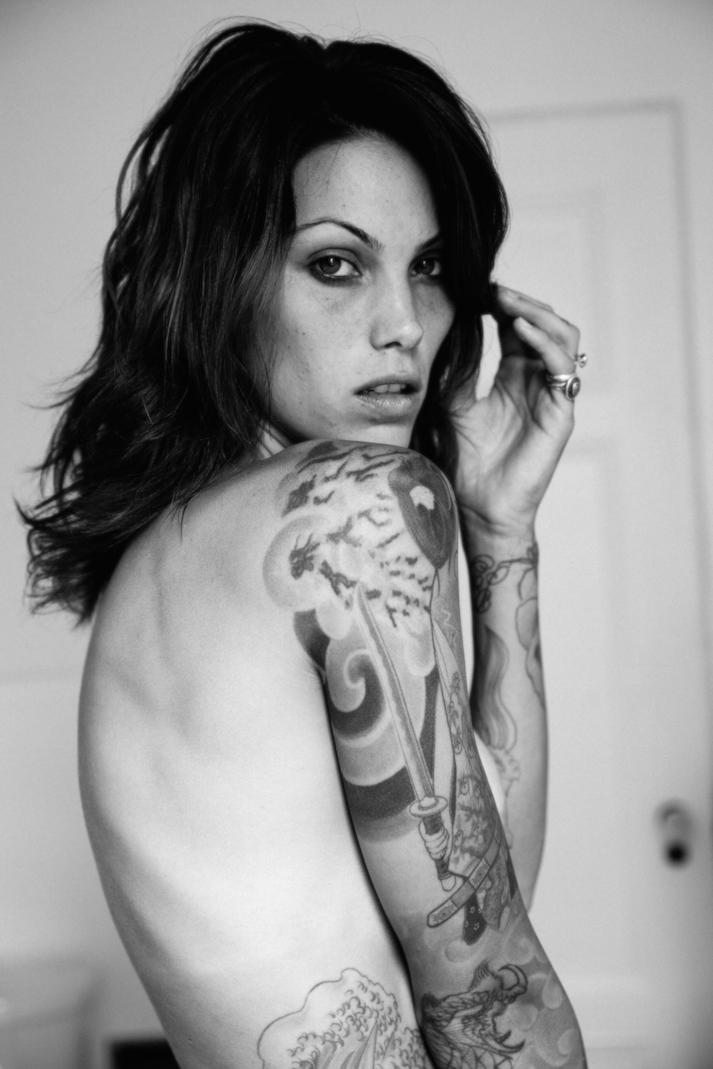 Model: Andrea Layton  Photographer: Camraface