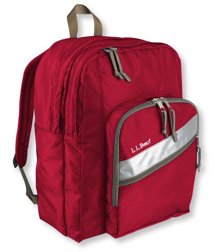 L.L.Bean iconic design backpack