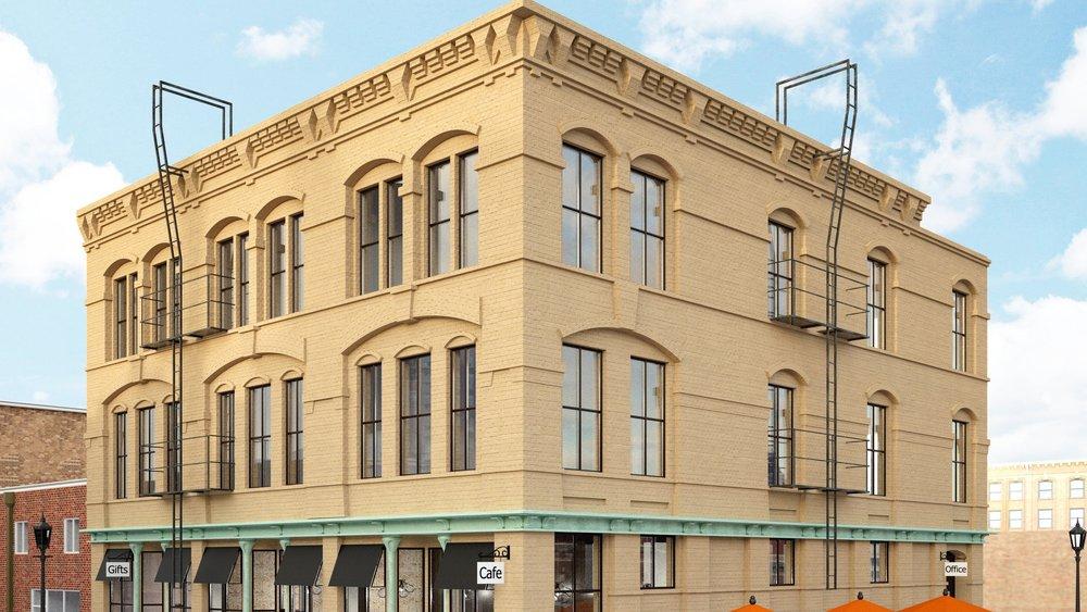 Lowry Morrison - Office & Retail15,000 SFNorth Loop, Minneapolis
