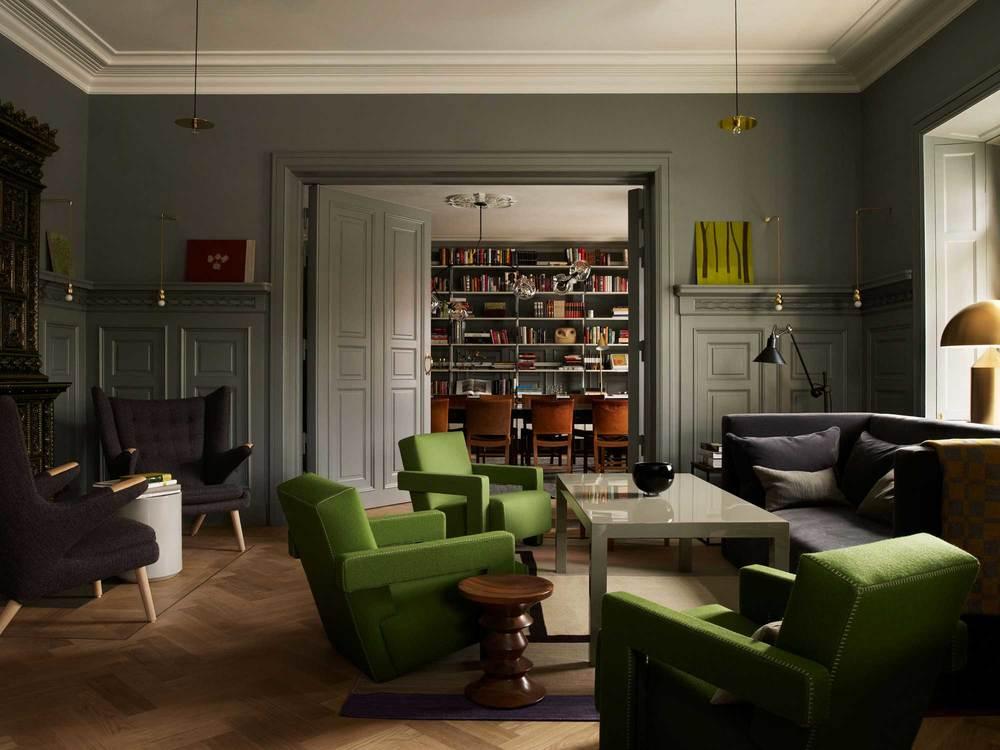 Interior at Ett Hem