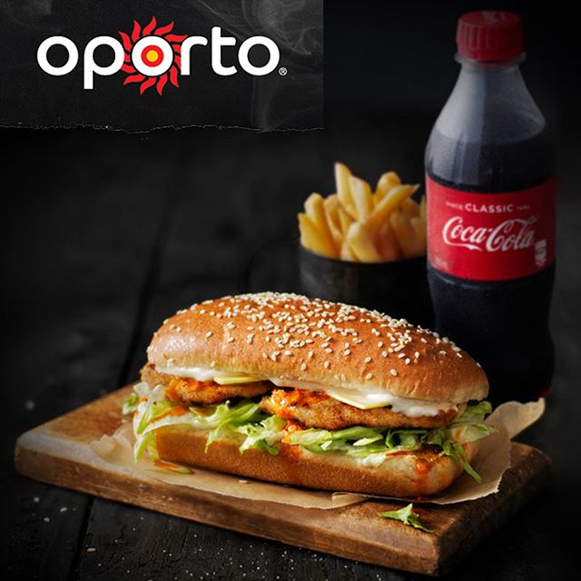 The Long Bondi is here. It's the complete Bondi experience, only longer! Made with two fresh-grilled 100% chicken breast fillets, crisp lettuce, cheese, creamy mayo and our legendary Original Chilli Sauce on a long soft roll. Grab yours today at Henry Deane Plaza. Hurry, available for a limited time only! #oporto #henrydeaneplaza