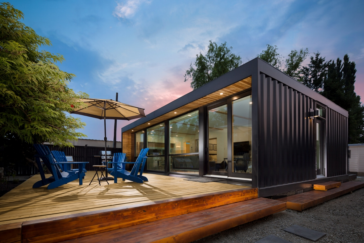 honomobo | modern shipping container homes