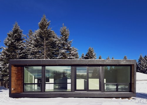 featured h series shipping container home videos