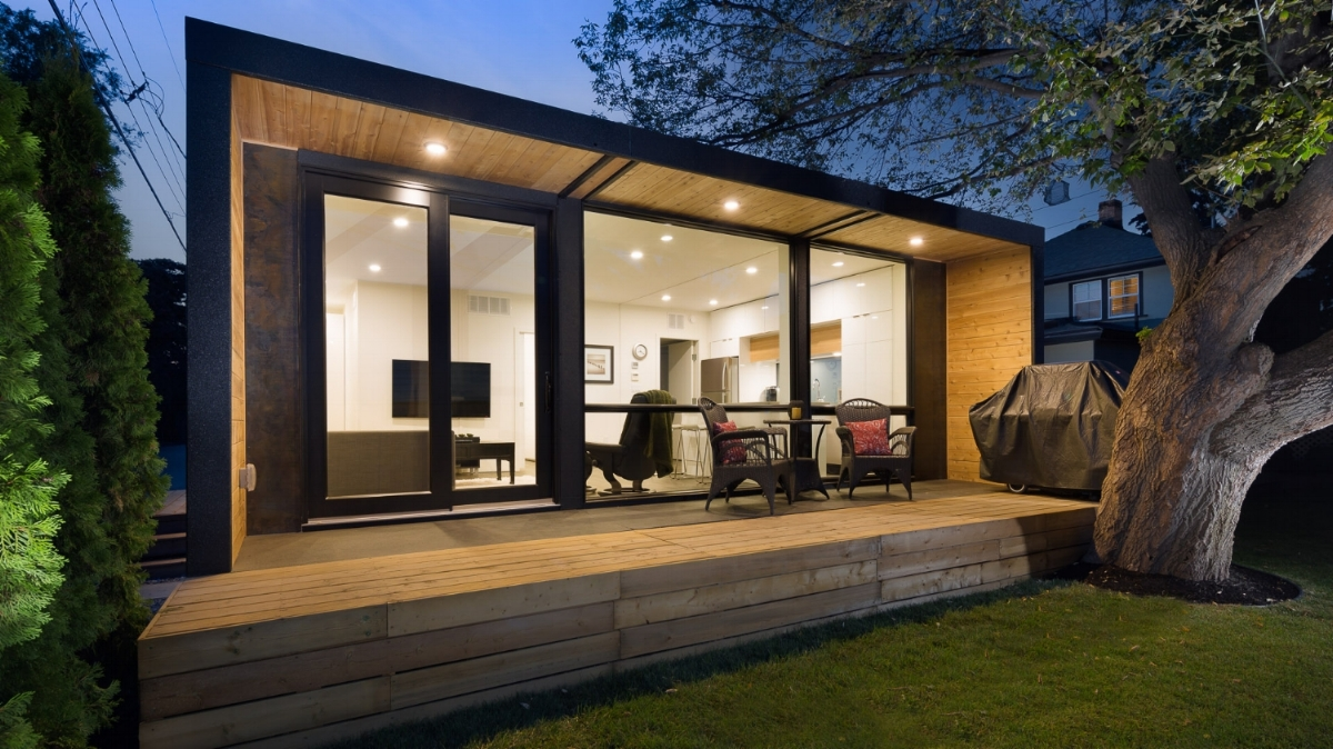Honomobo Modern Modular Prefab Container Homes