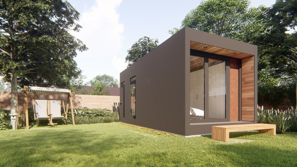 honomobo modern modular prefab container homes