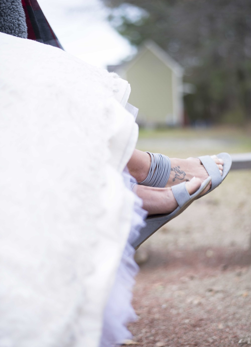 WINTER INSPIRED STYLED WEDDING SHOOT | OAKLEY FARMS