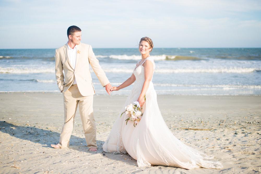 FOLLY BEACH WEDDING // SAMANTHA + TRENT