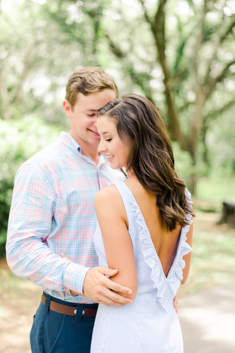 CHARLESTOWNE LANDING ENGAGEMENT SESSION