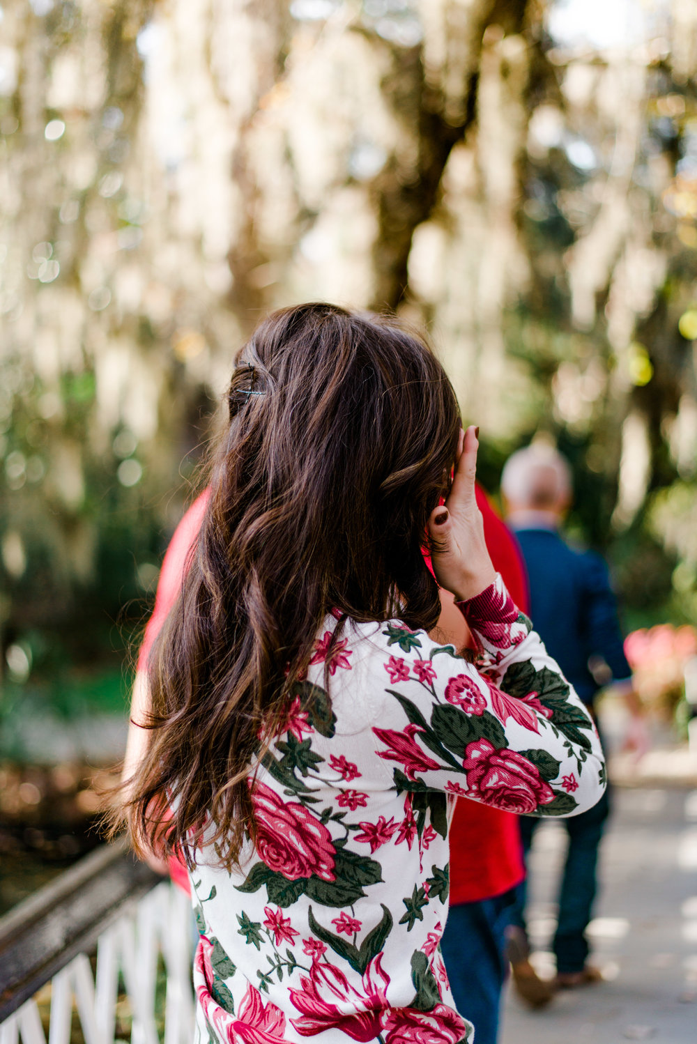 FALL PROPOSAL AT MAGNOLIA PLANTATION AND GARDENS