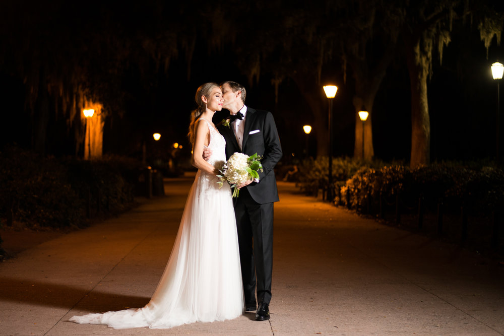 CLASSIC WEDDING IN SAVANNAH