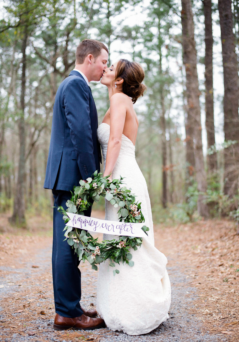 WINTER WEDDING AT OAKLEY FARMS