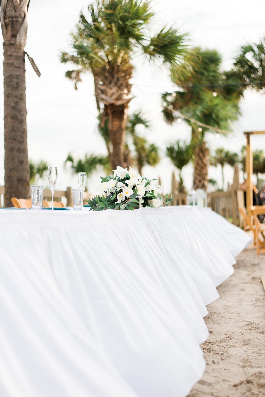 TEAL WEDDING AT THE BEACH HOUSE RESORT IN HILTON HEAD