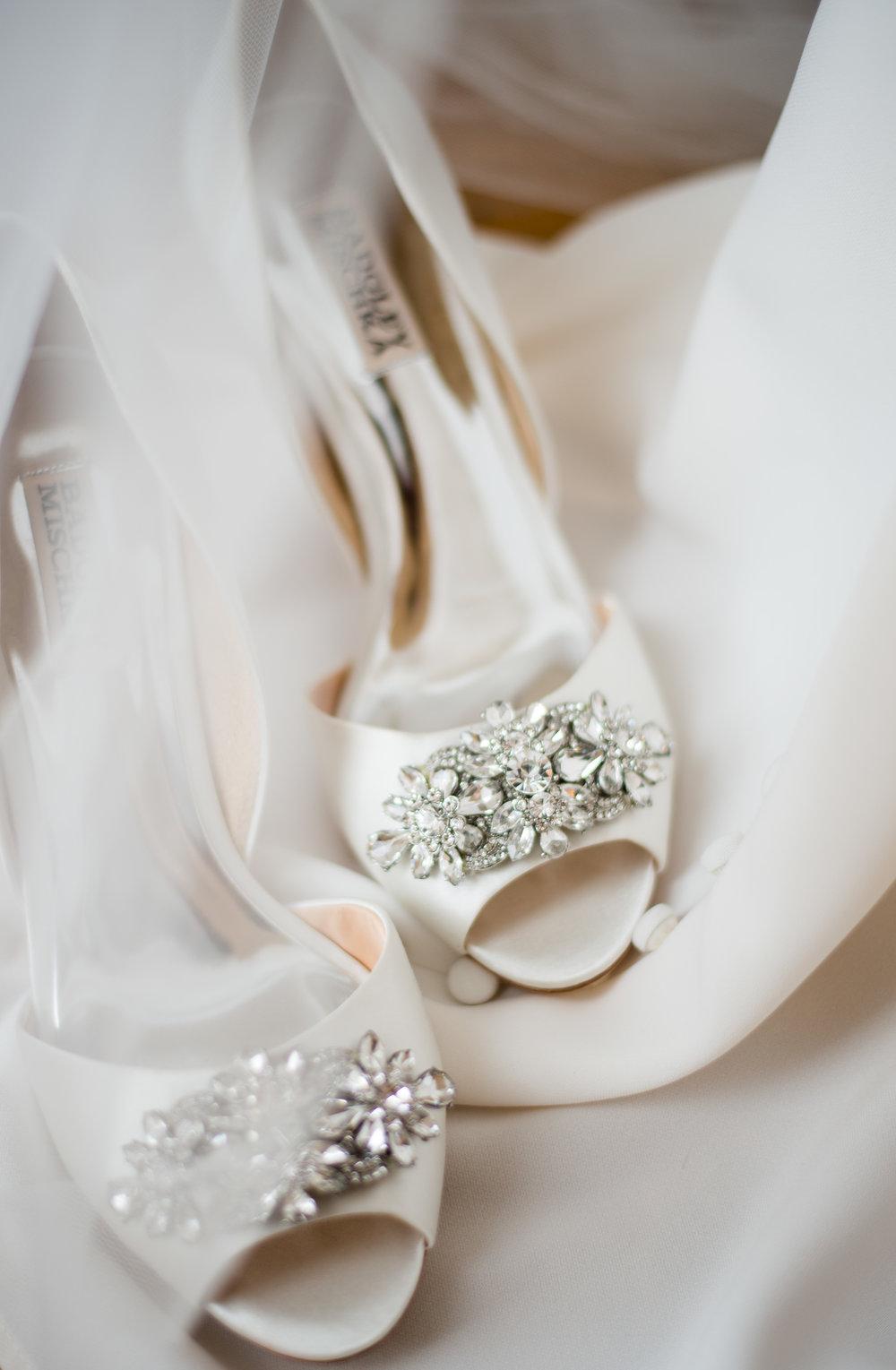 AN ELEGANT SPRING WEDDING AT THE DEWBERRY