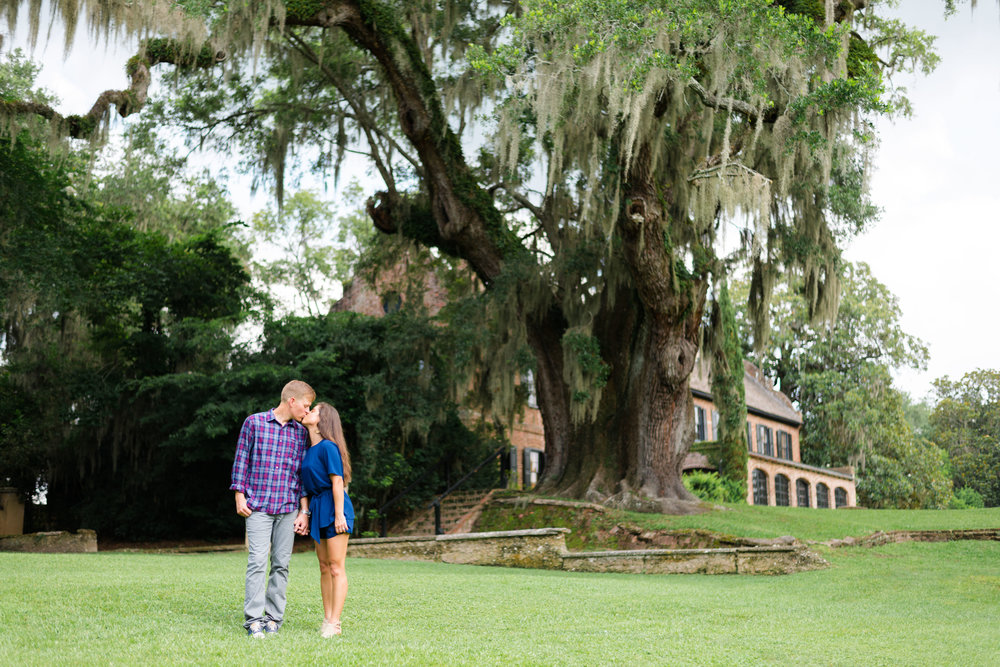 MIDDLETON PLACE ENGAGEMENT SESSION