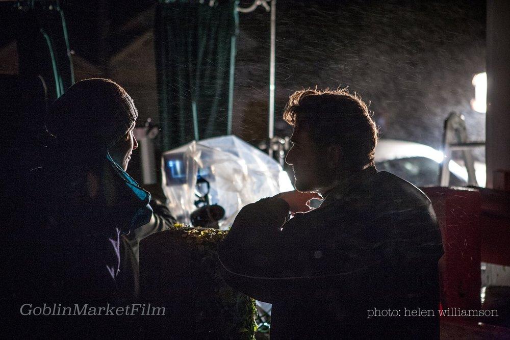 Katherine Wyeth directing Goblin Market