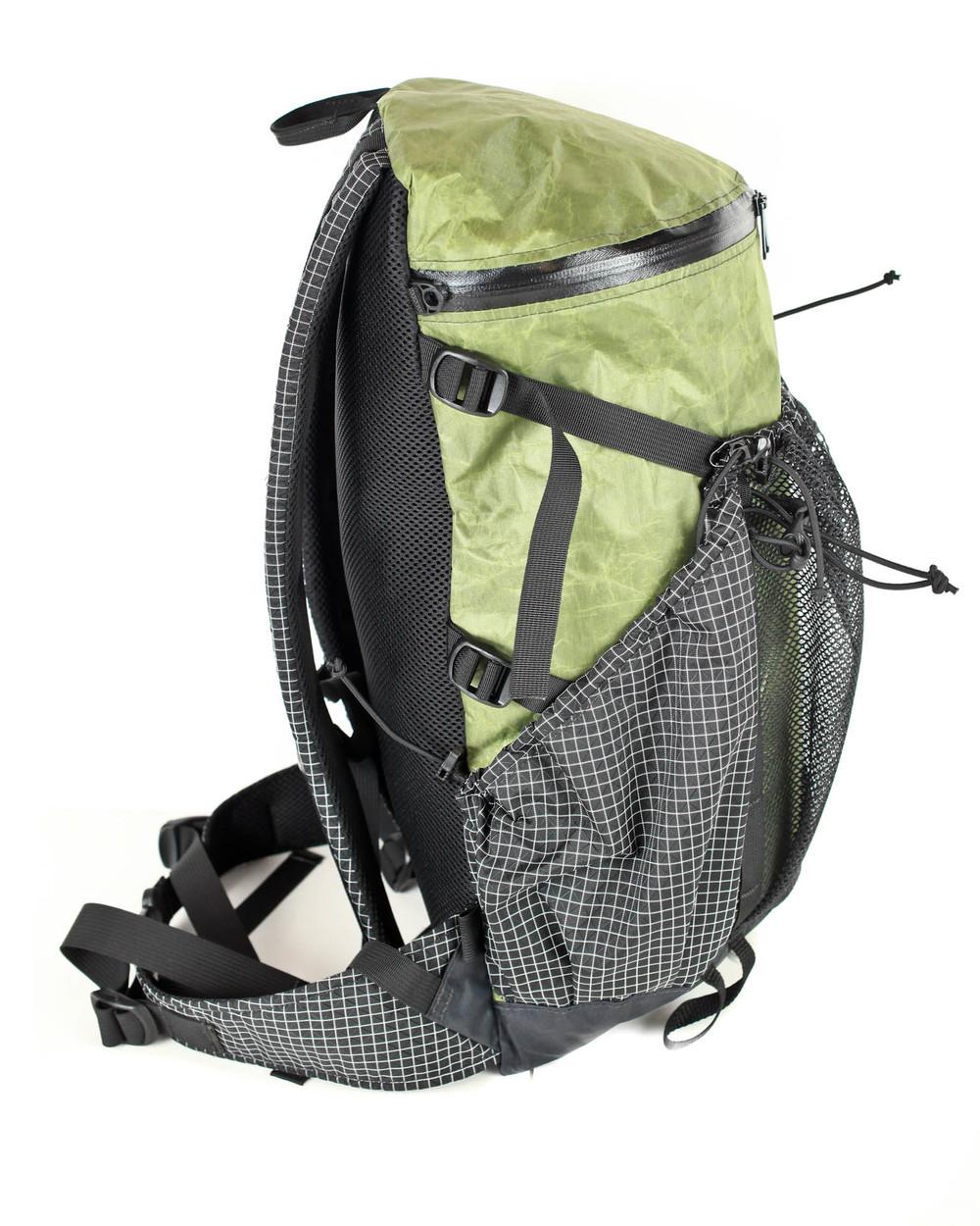 Zimmerbuilt custom 1700 c.i. pack