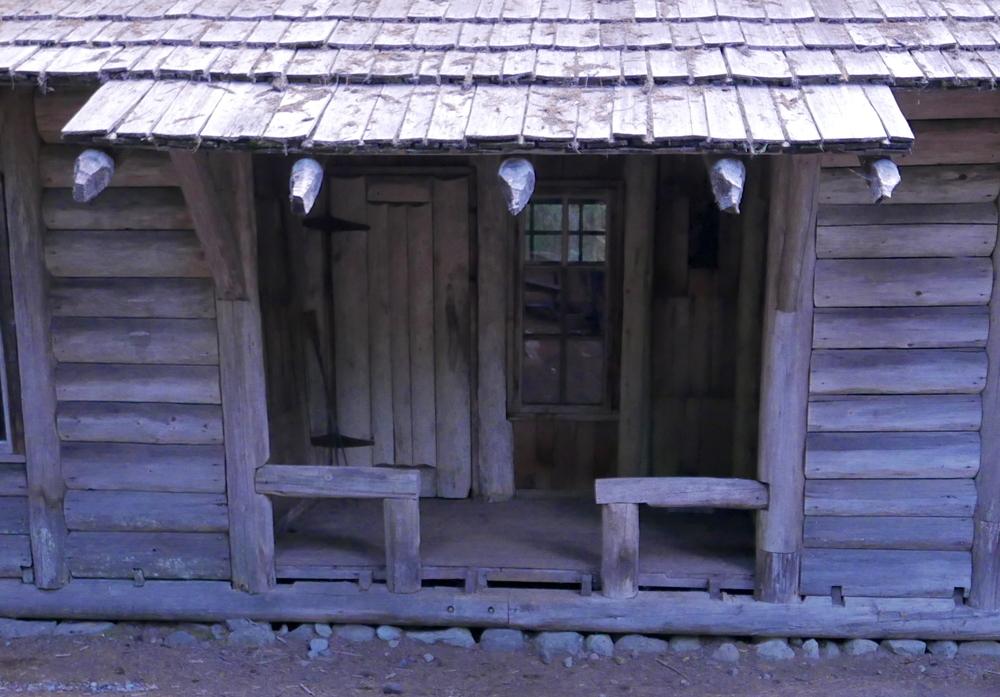 side porch bivy site for Borah Gear cuben bivy