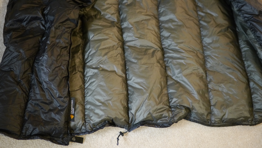 Enlightened Equipment Enigma 50 Degree Quilt