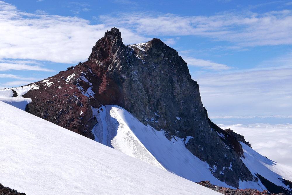 Observation Rock (8376')