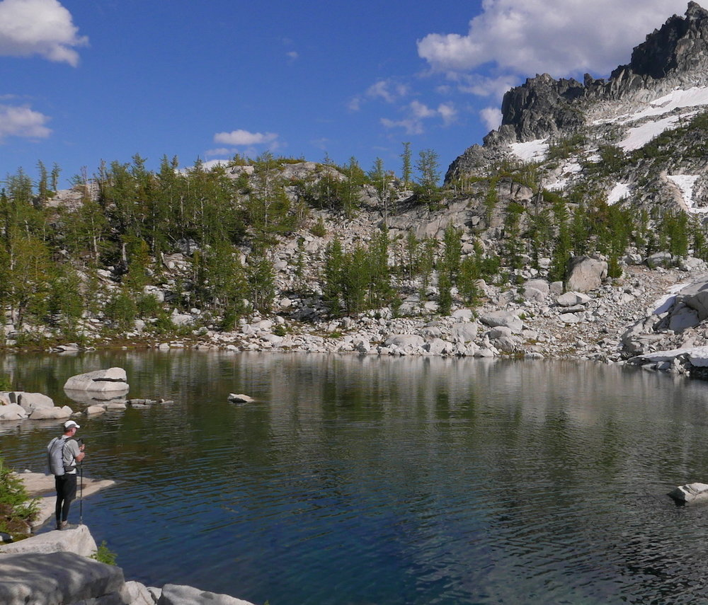 Zimmerbuilt basic pack for one day Enchantments Traverse