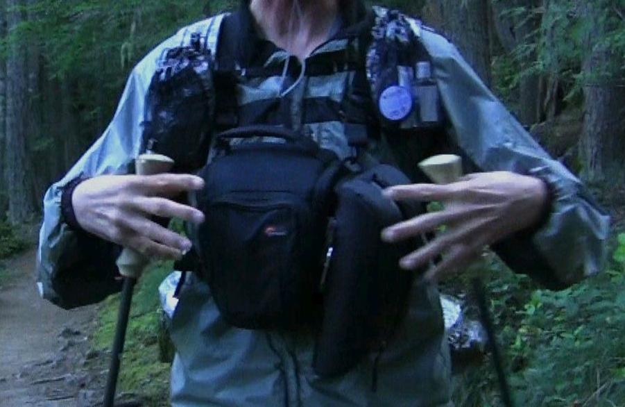 Camera mess: GH2, helmet cams and H100 video camera