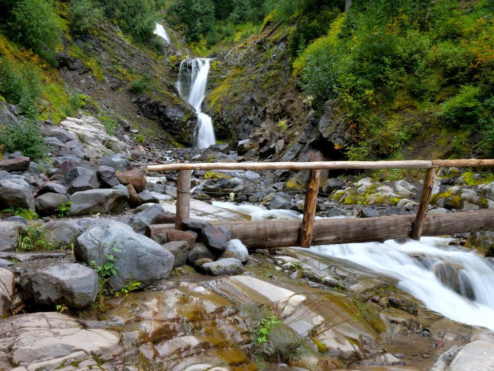 Falls Creek (Comet Falls Trail)