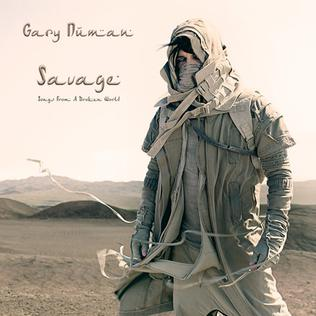 Gary Numan - Savage // Album